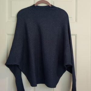 Philosophy Sweater Blue Size Medium